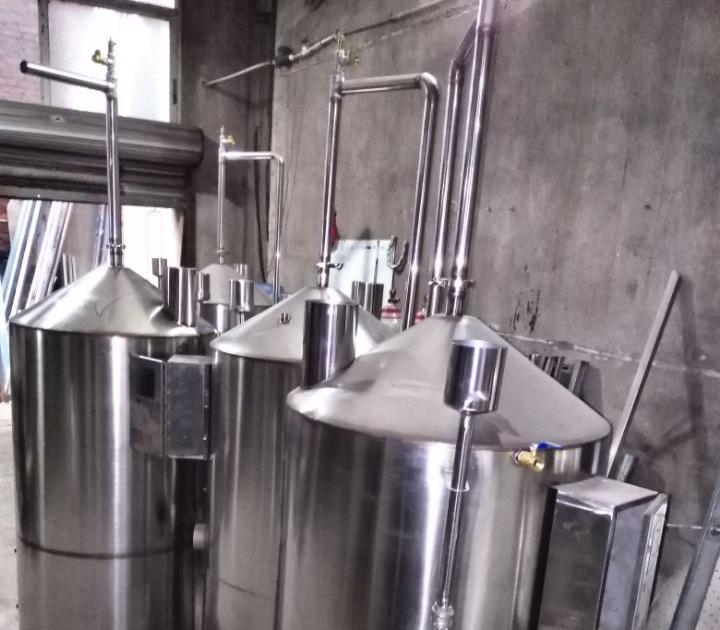 领汉智能酿酒设备