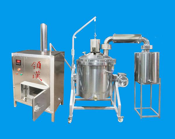 自动搅拌电煤气酿酒机