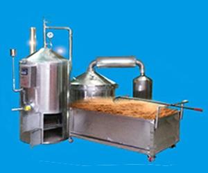 智能酿蒸型酿酒设备