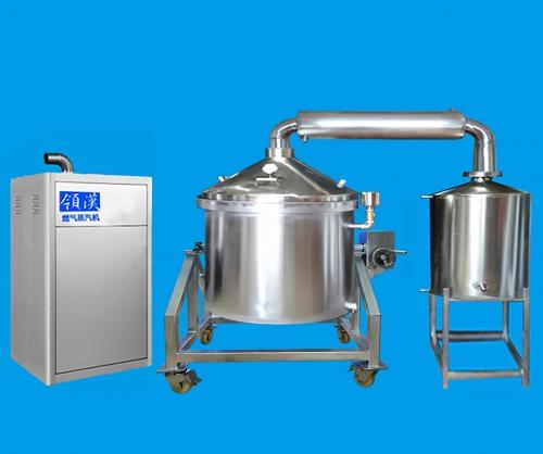 燃气型翻转酿酒设备