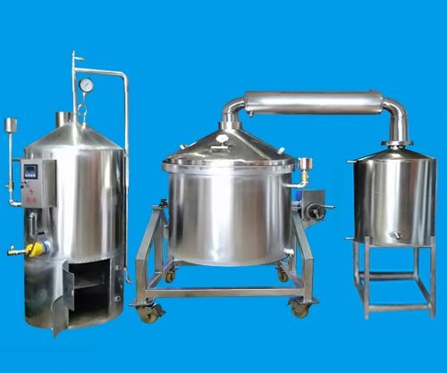 电煤气柴智能酿酒设备