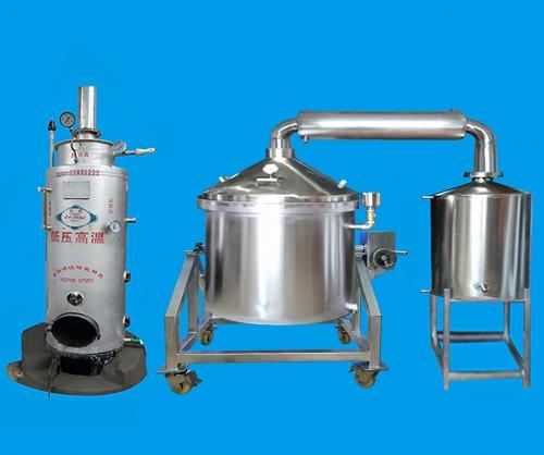 煤柴两用翻转酿酒设备