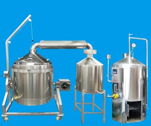 升降电煤气柴酿酒设备
